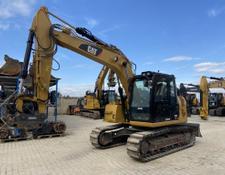 Caterpillar 311 FL RR with Oil Quick