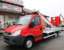 Iveco Daily 16m  Multitel 160 ALU DS