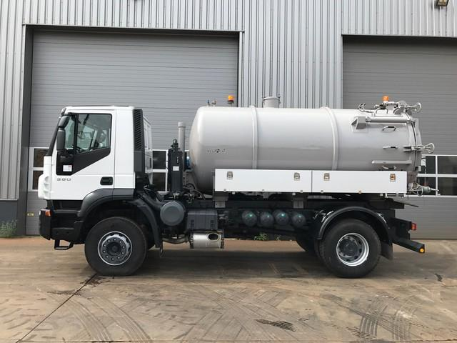 Iveco Trakker 380 4x2 AD190T38 VACUUM TANK / NEW/UNUSED
