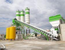 Fabo FIXED CONCRETE MIXING | POWERMIX-160