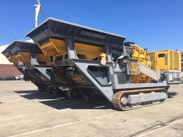 Hartl PC 1310 I Impact Crusher UNUSED