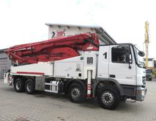 Mercedes-Benz 3541 Putzmeister 42m/5 Top