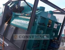 Constmach TWINSHAFT CONCRETE MIXER FOR SALE