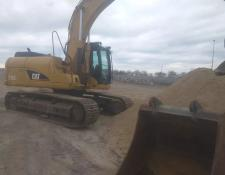 Caterpillar CAT 318C