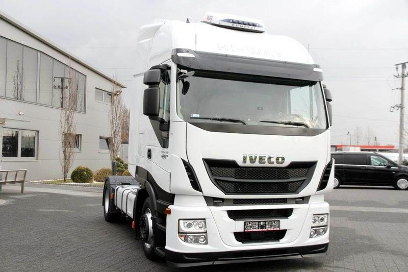 Iveco TRACTOR UNIT STRALIS 460 E6 LOW DECK