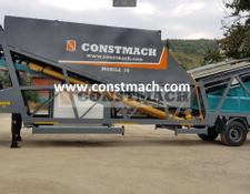 Constmach 30 m3/h MOBILE CONCRETE PLANT - NEW - CALL NOW