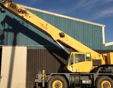 Grove RT 540E rough terain crane used Mobilkran