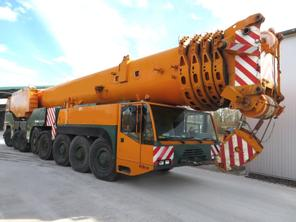 Terex Demag AC 500-1 -AC 500-2 GERMAN