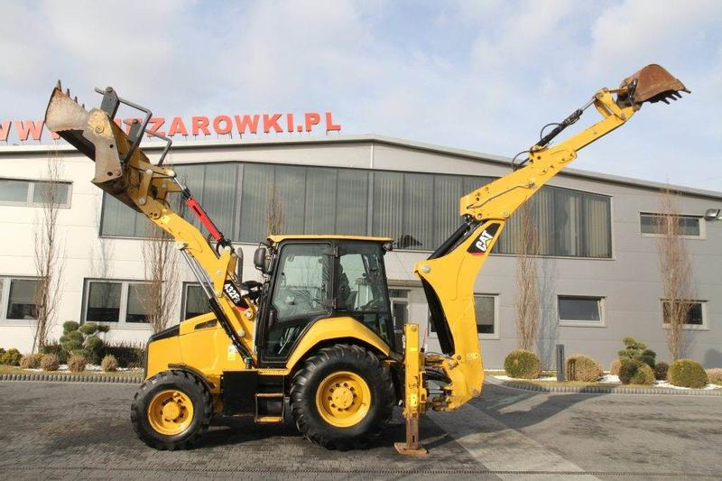 Caterpillar BACKHOE LOADER CAT 432F2