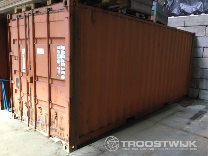 Units en containers