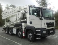 MAN TGS 41.420 CIFA 28L, fabric new mixer-pump, ready pick up!