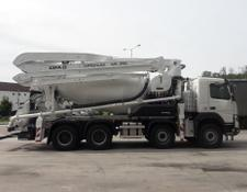 Volvo FMX 460 8x4 CIFA 28m mixer-pump, Fabric new!