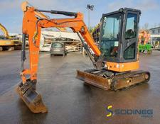 Hitachi ZX26U-5A CR