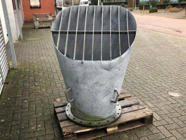 BBA Waterpumps Zuigkorf Ø600 2 x