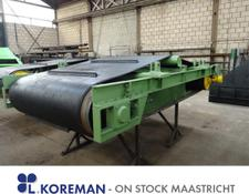 Krupp Electro Magnetic Conveyor Belt, HD