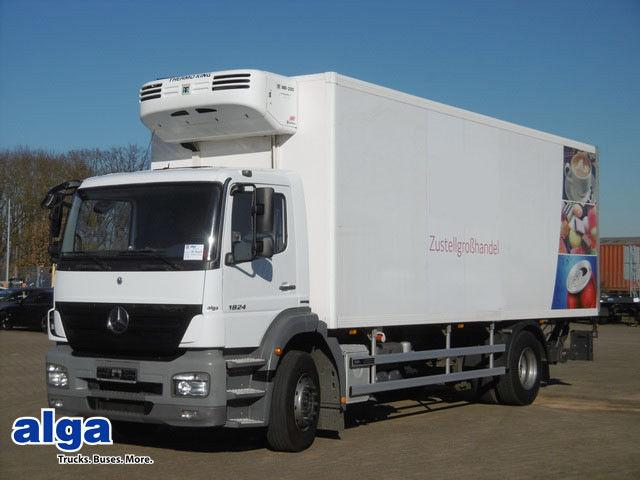 Mercedes-Benz 1824 L, Thermo King, MD 200,lang 7520mm, Lbw