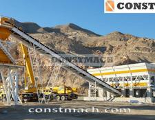 Constmach 160 m3/h - STATIONARY CONCRETE PLANT - CALL NOW !
