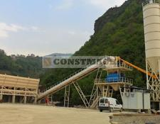 Constmach CONCRETE PLANT - 100 m3/h - 2 YEARS WARRANTY - NEW