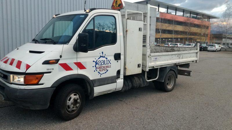 Iveco BENNE 3T5