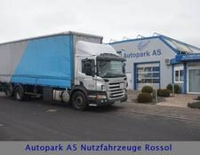 Scania P270 Klima Tempomat Ladebordwand Liftachse