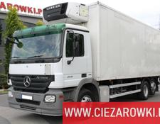 Mercedes-Benz Actos 2541 6x2 Manual Carrier Supra 750 Side door Lift 1,500kg 2
