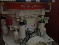 Constmach CONE CRUSHER  METSO HP-200 READY AT STOCK