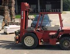 Manitou 4RM 20HP