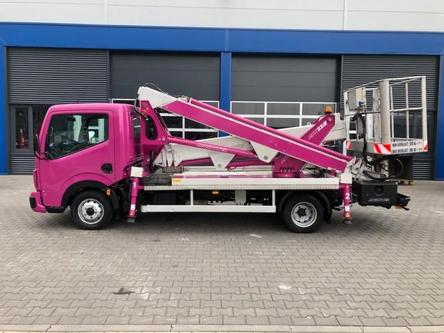 Multitel MX 225 Auto hoogwerker
