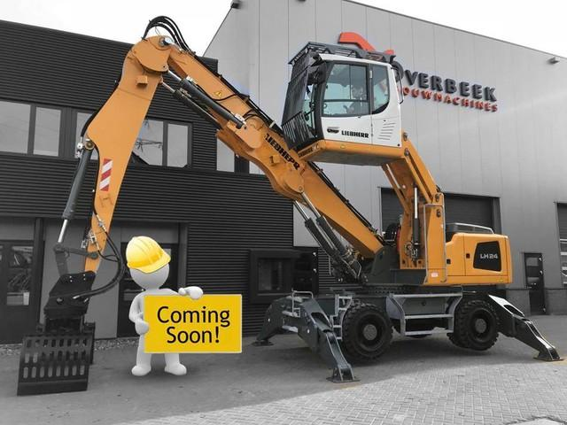 Liebherr LH 24 M Industry (Coming in)