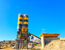 Fabo MOBILE CONCRETE BATCHING PLANT