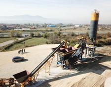 Fabo 120 HIGH CAPACITY CONCRETE PLANT