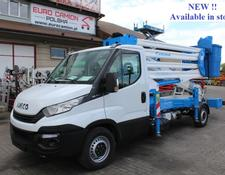Iveco Daily 35-120 -  28 m NEW! Socage serie 28D X-Factor
