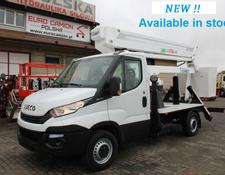 Iveco Daily - 22 m Comet NEW EUROSKY 22/2/10 HQ JIB