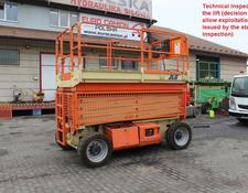 JLG 4069 LE - 14 m technical inspection! new batteries! genie, haulo