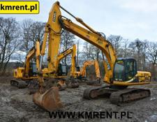 JCB JS 240 | CASE 240 CAT 320 323 324 LIEBHERR 914 906