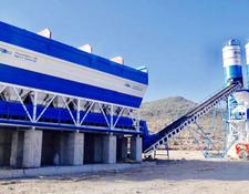 Fabo POWERMIX-130 STATIONARY CONCRETE BATCHING PLANT
