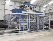 Constmach COMPLETE BLOCK PRODUCTION LINE - 15.000 BLOCKS/DAY
