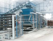 Constmach FULL AUTOMATIC BLOCK MACHINE - ready at stock