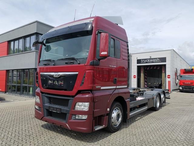 MAN TGX 26.440 6x2-2 LL / Retarder / TÜV / New Tires